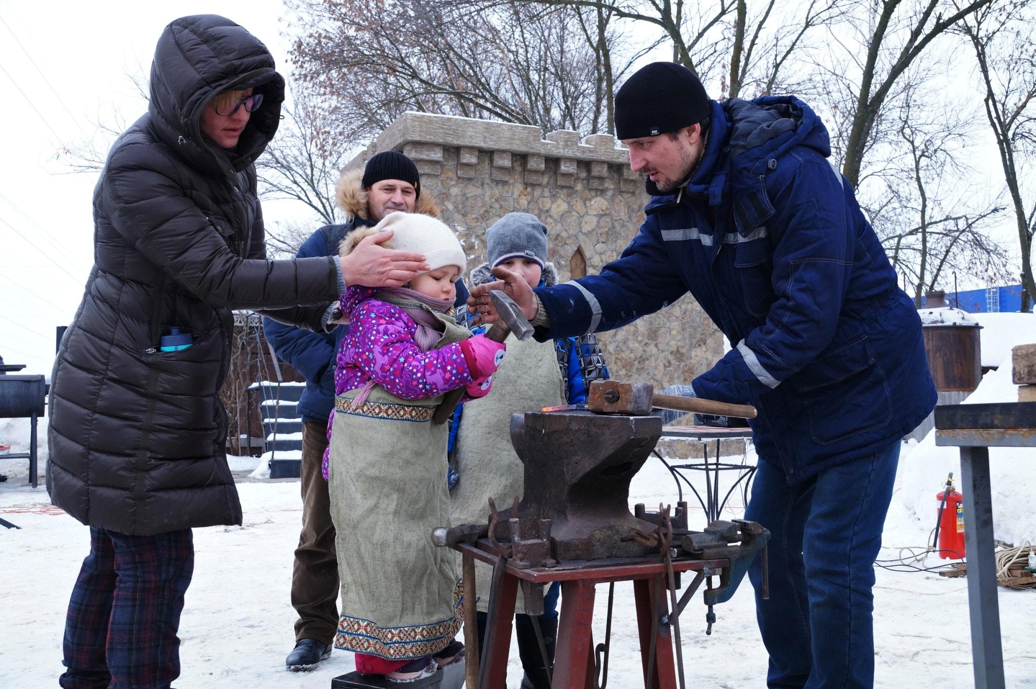 Кузнечный праздник в Белгороде