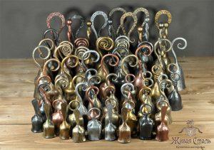 Кованые колокольчики