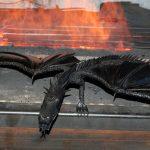 Кованый дракон