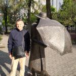 """Равиль Акмаев и его работа """"Друг"""""""